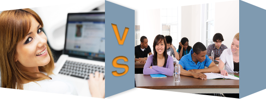 Online vs On-Campus education